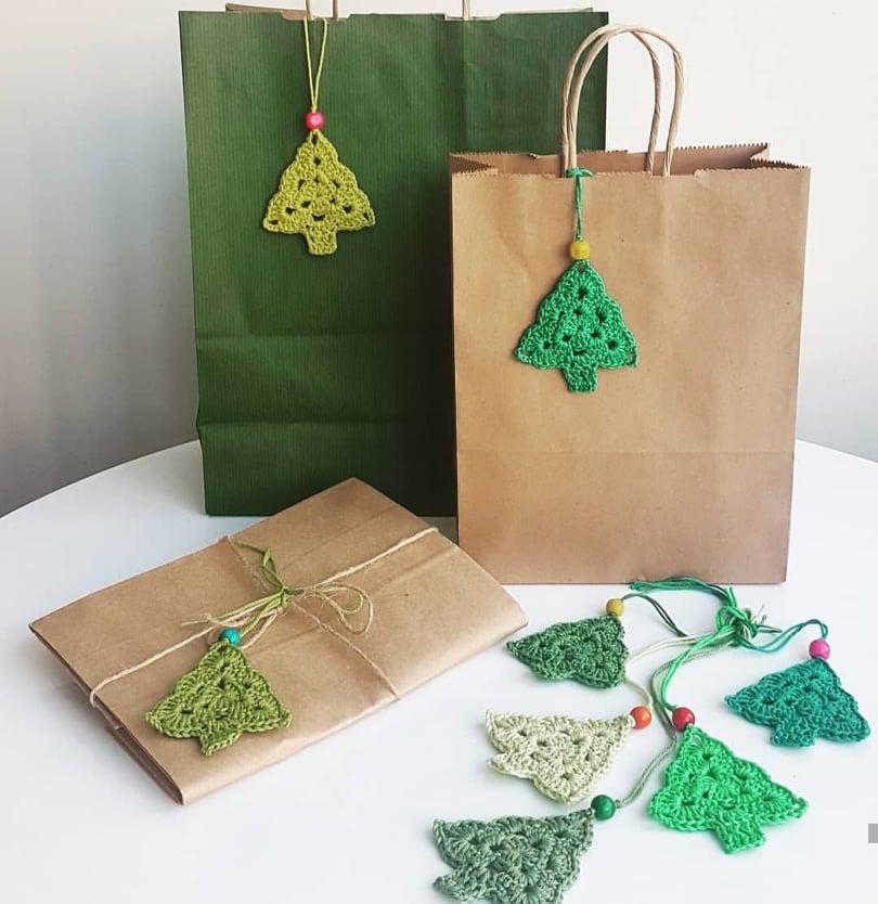 Tipy a návody na vánoční háčkování