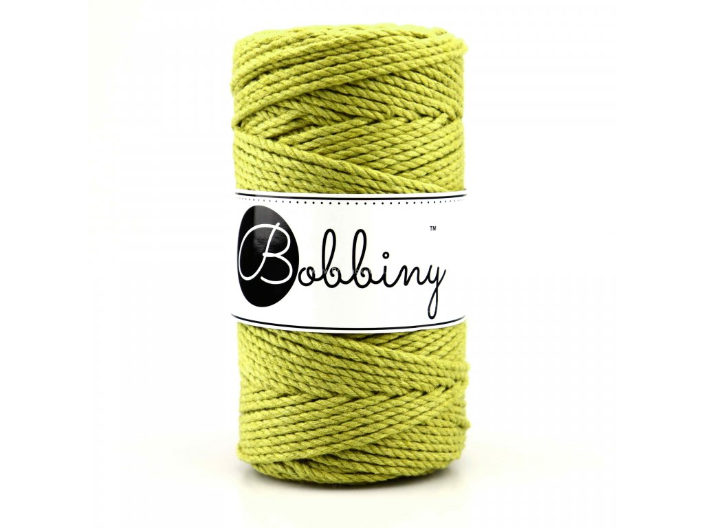 Bobbiny Macrame 3PLY - 3mm