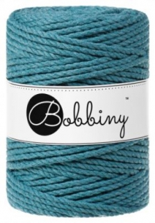 Bobbiny 3PLY XXL 5mm - moře (teal)