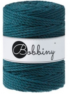 Bobbiny 3PLY XXL 5mm - petrol (peacock blue)