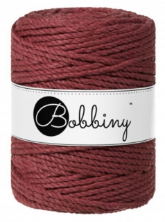 Bobbiny 3PLY XXL 5mm - wild rose